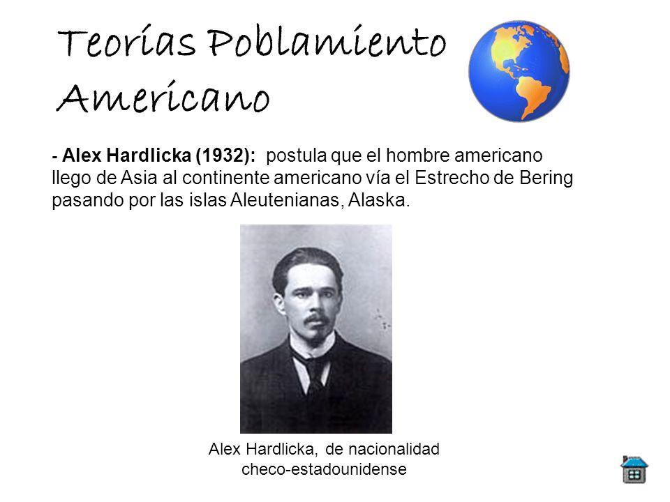 Alex Hardlicka, de nacionalidad checo-estadounidense