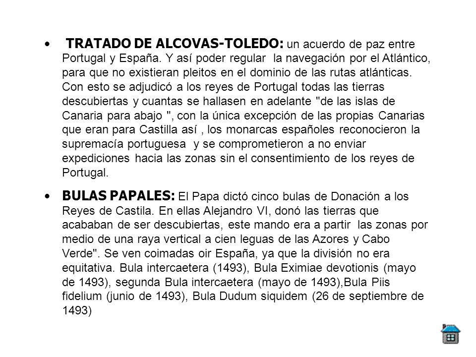 TRATADO DE ALCOVAS-TOLEDO: un acuerdo de paz entre Portugal y España