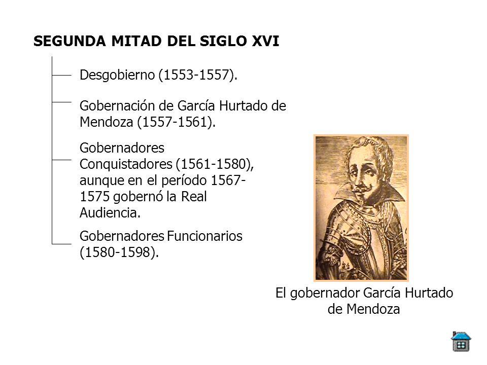 El gobernador García Hurtado