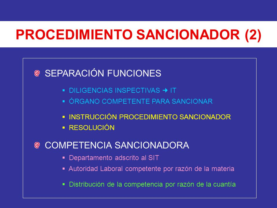 PROCEDIMIENTO SANCIONADOR (2)