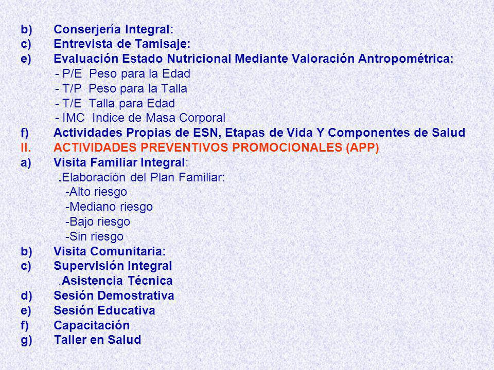 Conserjería Integral: