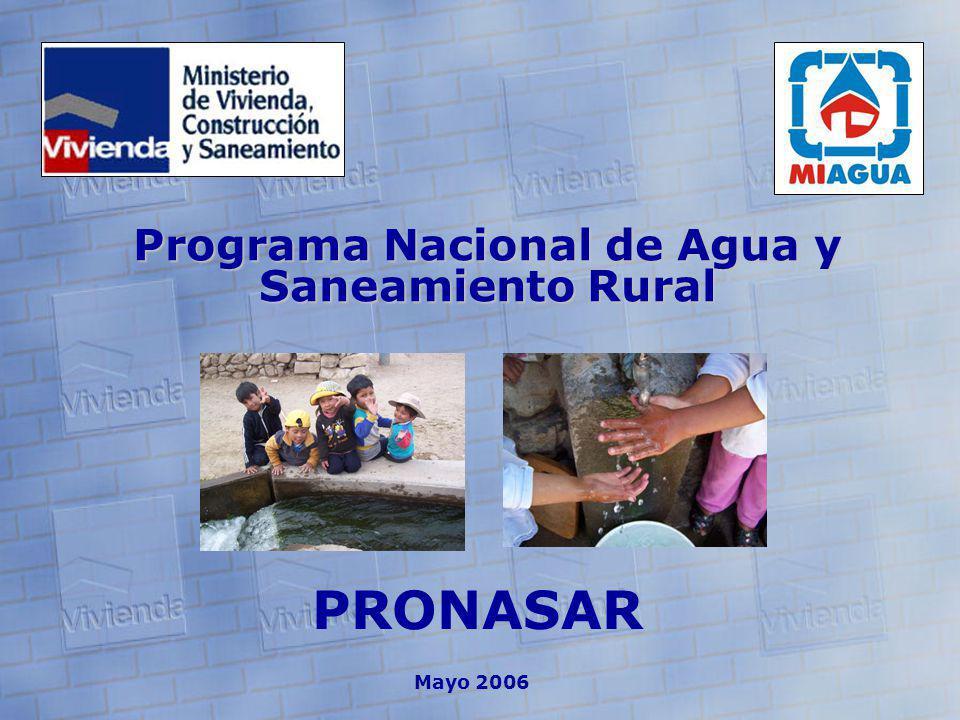 Programa Nacional de Agua y Saneamiento Rural