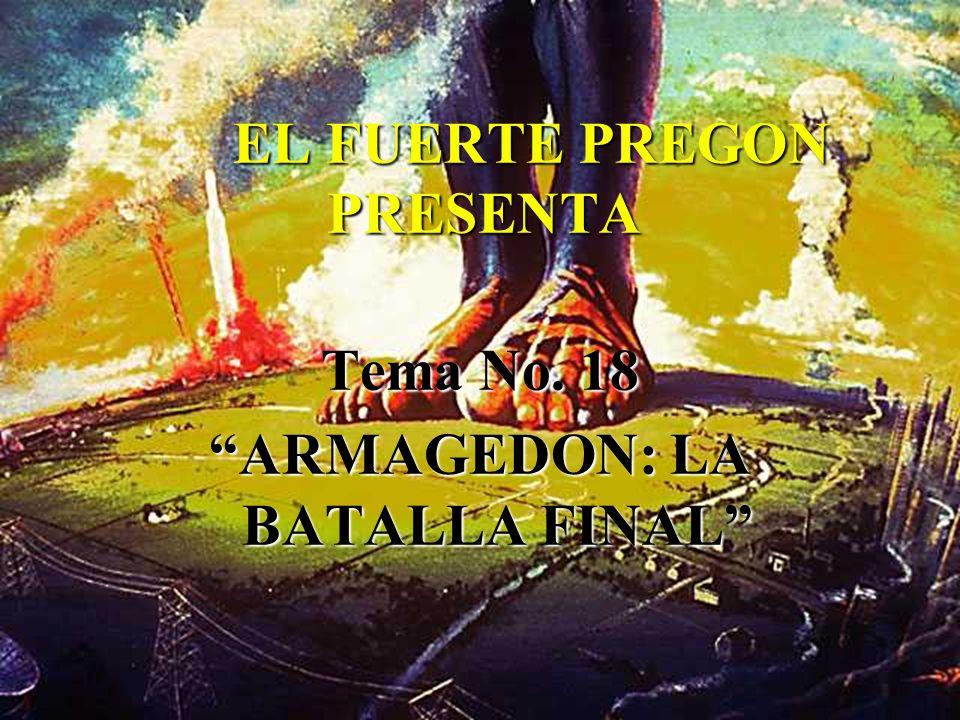 EL FUERTE PREGON PRESENTA