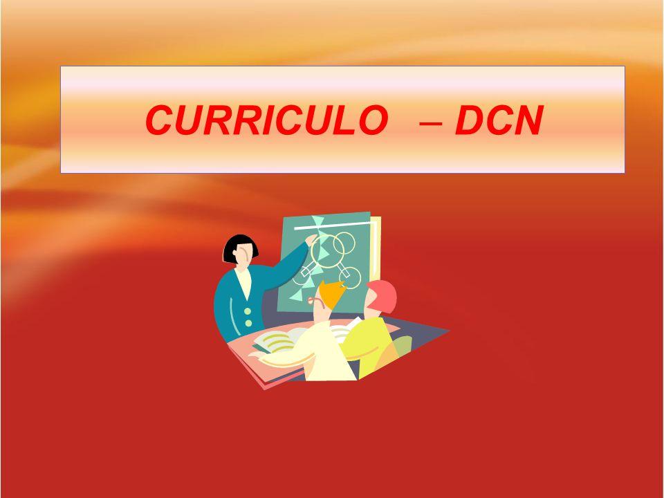 CURRICULO – DCN
