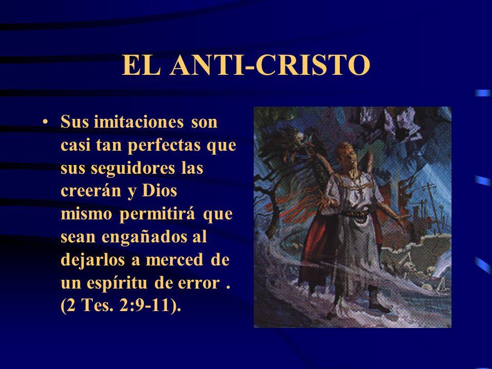 EL ANTI-CRISTO