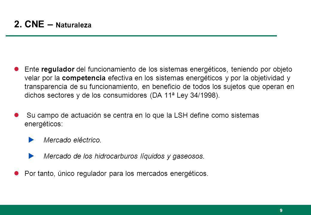 2. CNE – Naturaleza