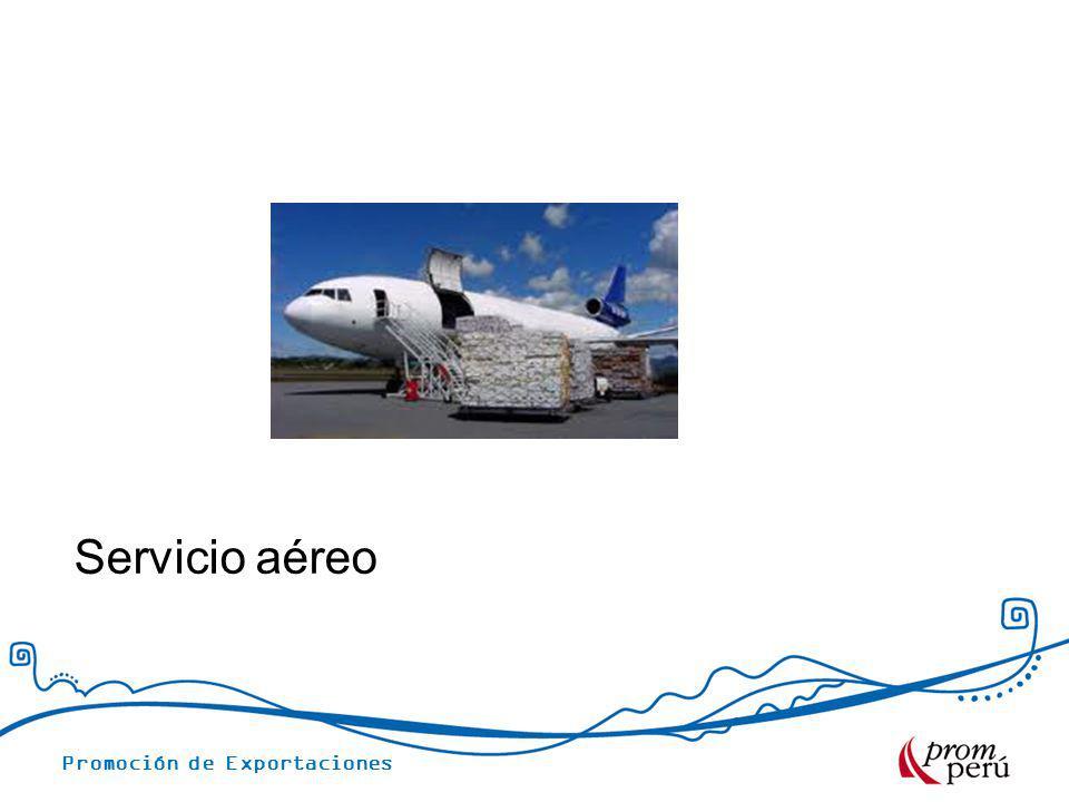 Servicio aéreo