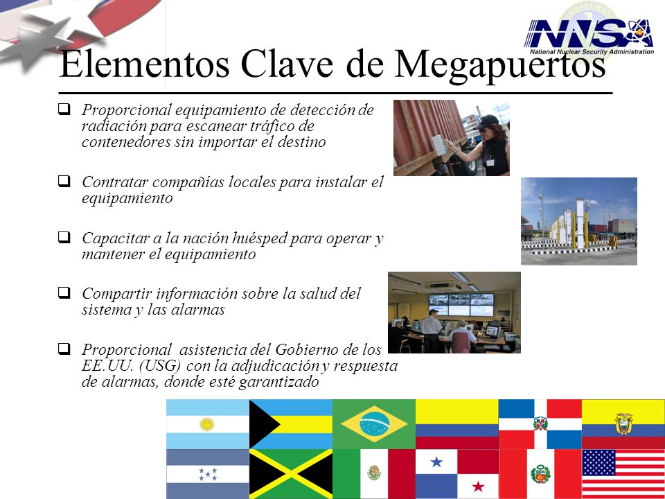 Elementos Clave de Megapuertos