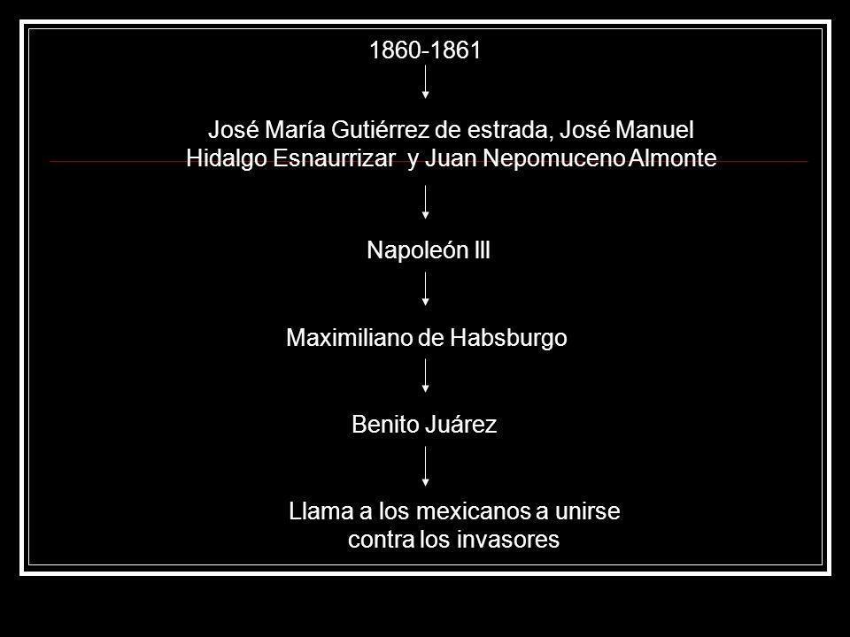 Llama a los mexicanos a unirse contra los invasores