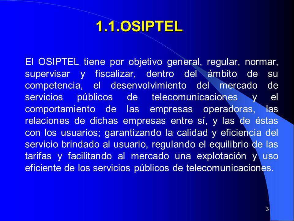 1.1.OSIPTEL