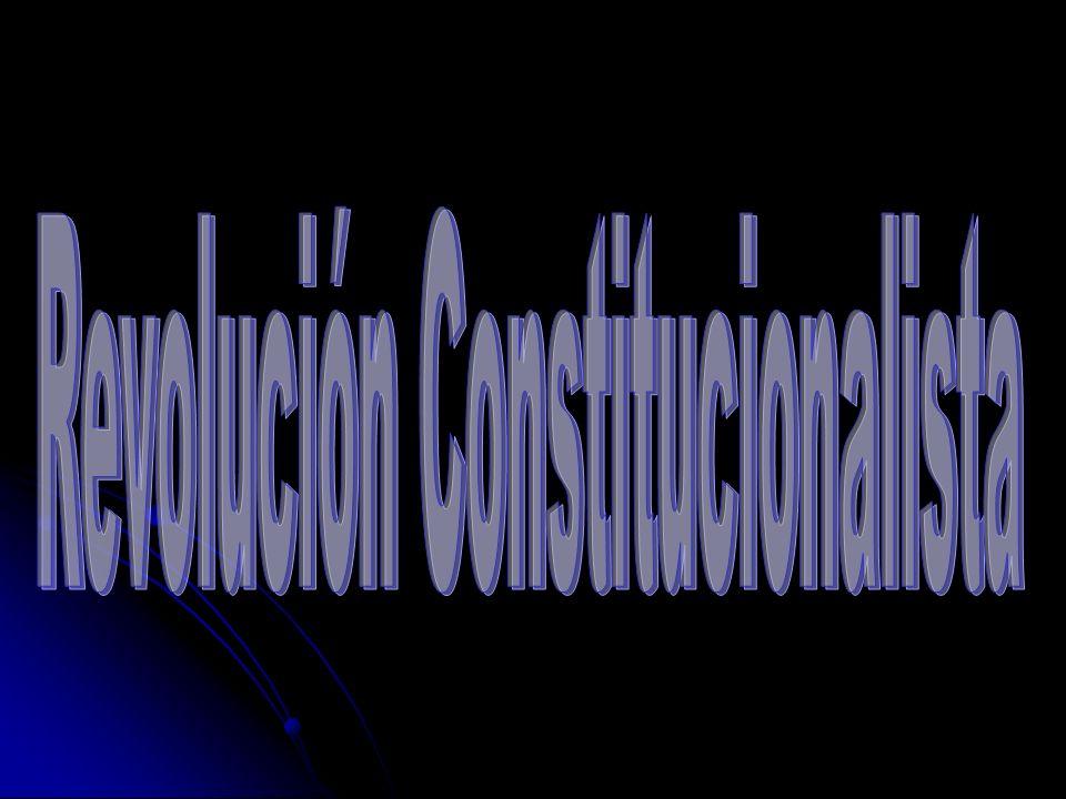 Revolución Constitucionalista