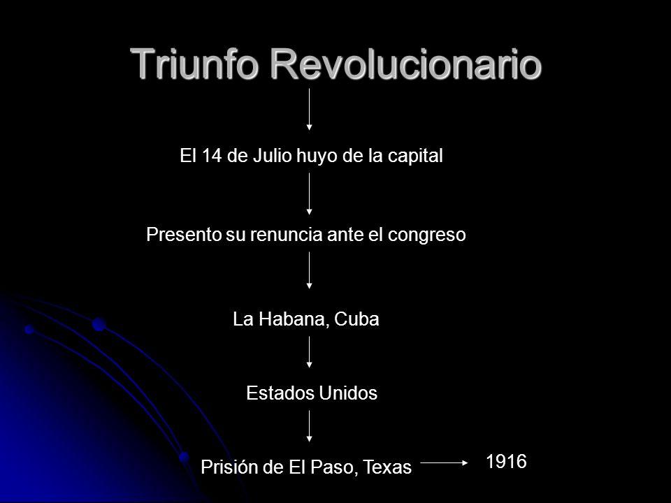 Triunfo Revolucionario