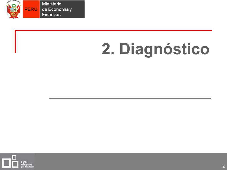 2. Diagnóstico