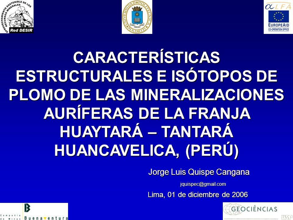Jorge Luis Quispe Cangana