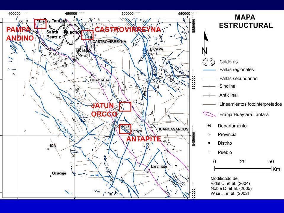ANTAPITE JATUN ORCCO CASTROVIRREYNA PAMPA ANDINO