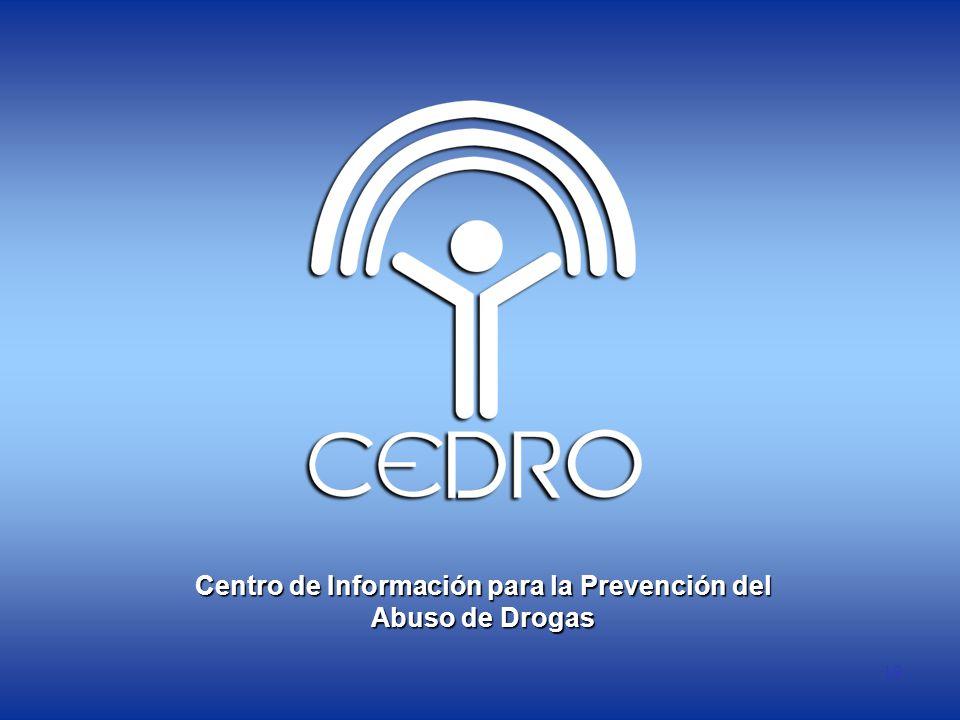 Centro de Información para la Prevención del Abuso de Drogas
