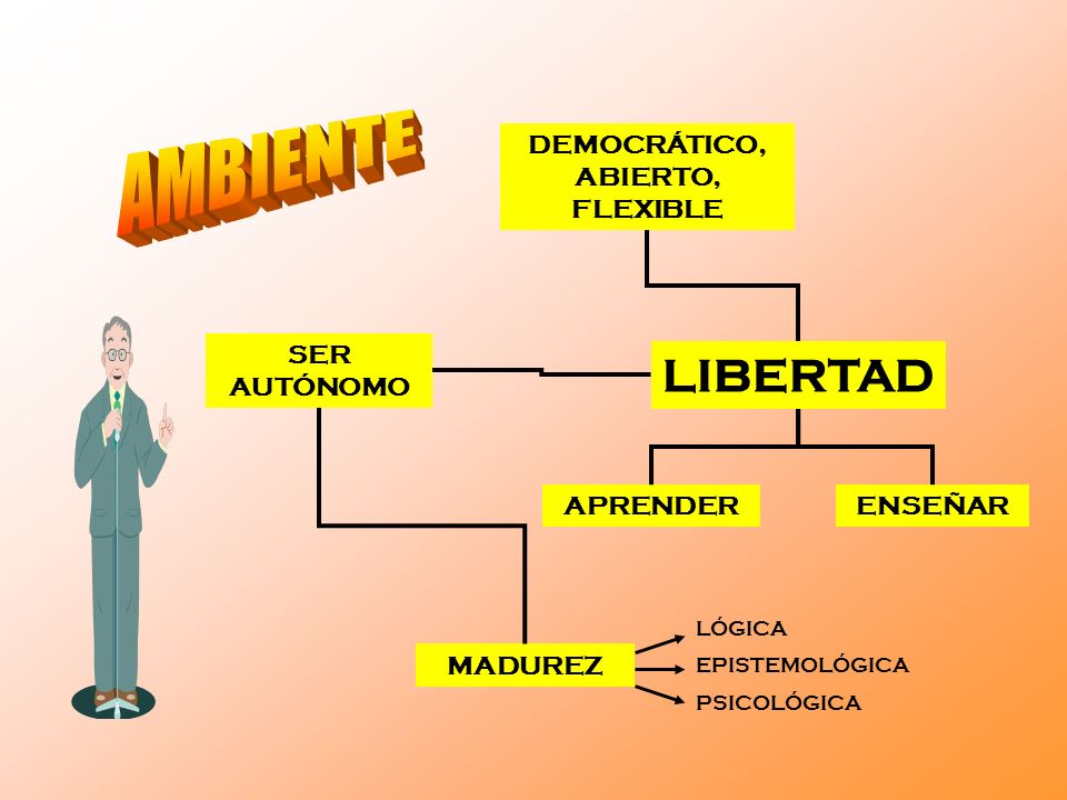 DEMOCRÁTICO, ABIERTO, FLEXIBLE