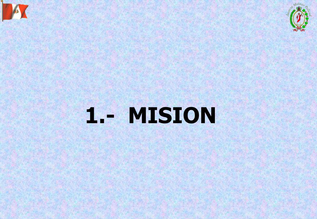1.- MISION