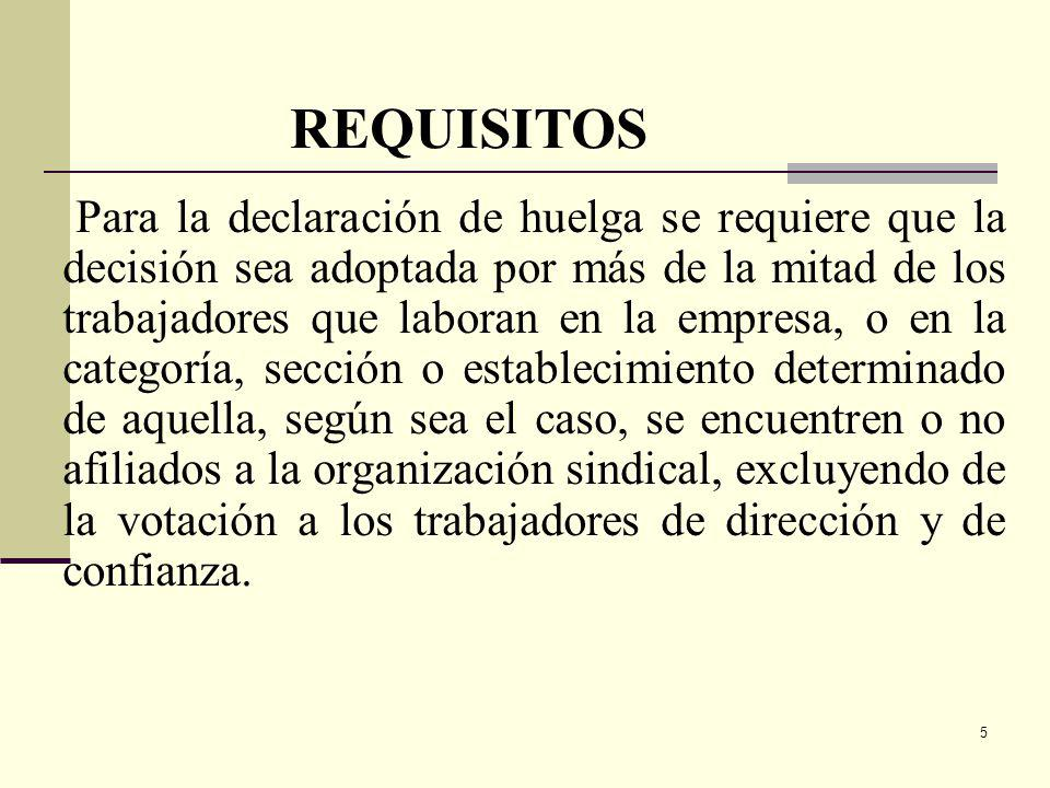 REQUISITOS