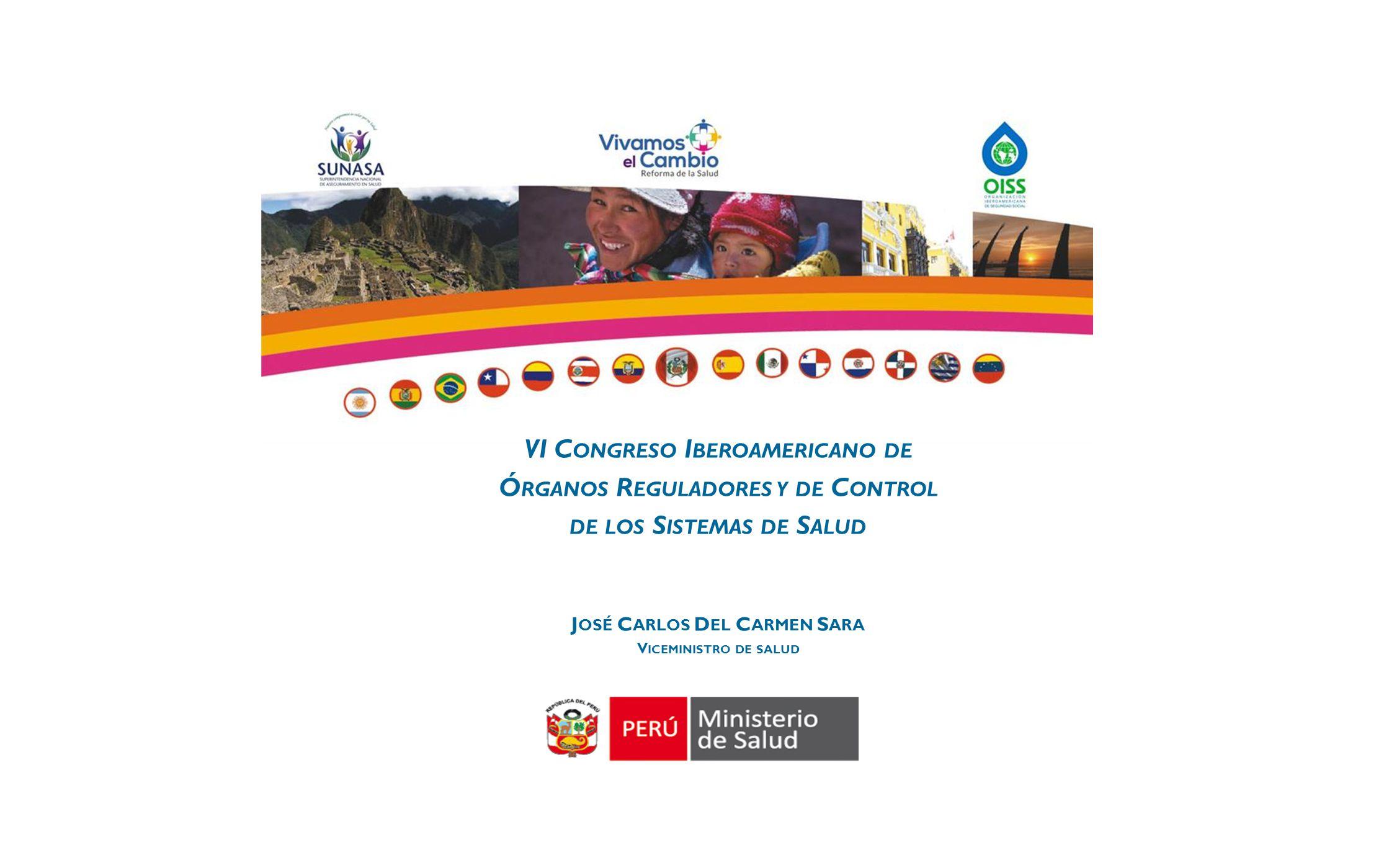 VI Congreso Iberoamericano de Órganos Reguladores y de Control