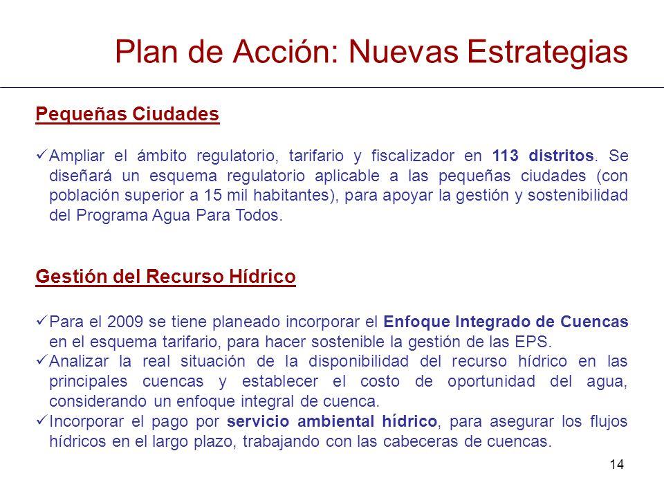 Plan de Acción: Nuevas Estrategias