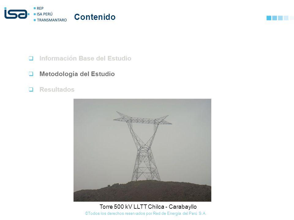 Torre 500 kV LLTT Chilca - Carabayllo