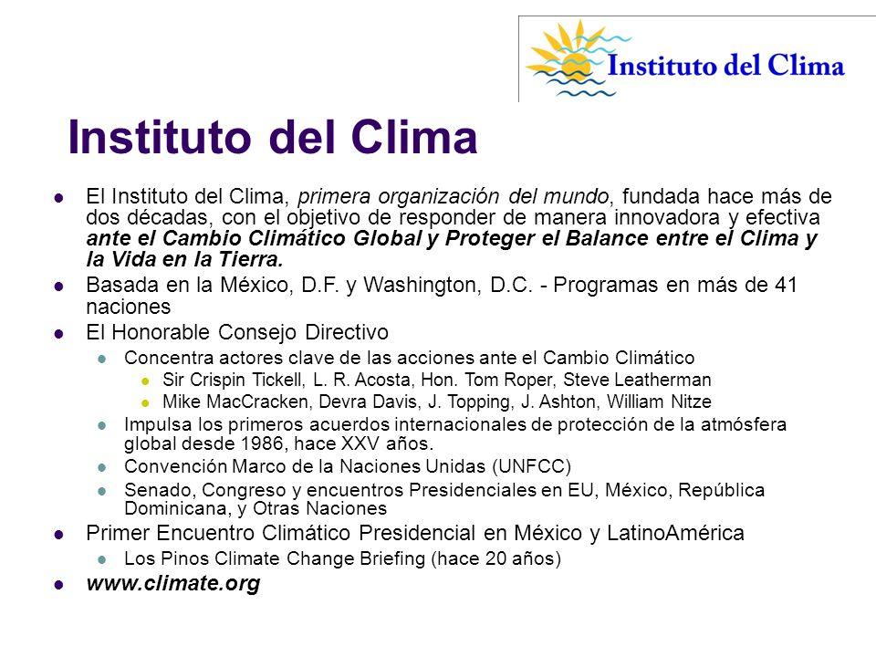 Instituto del Clima