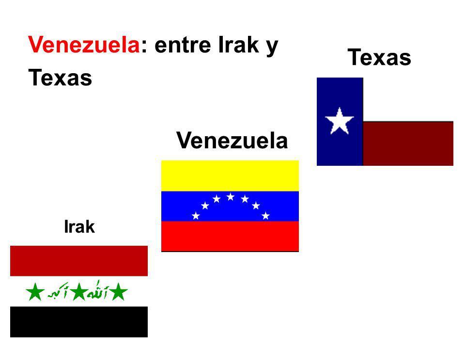 Venezuela: entre Irak y Texas