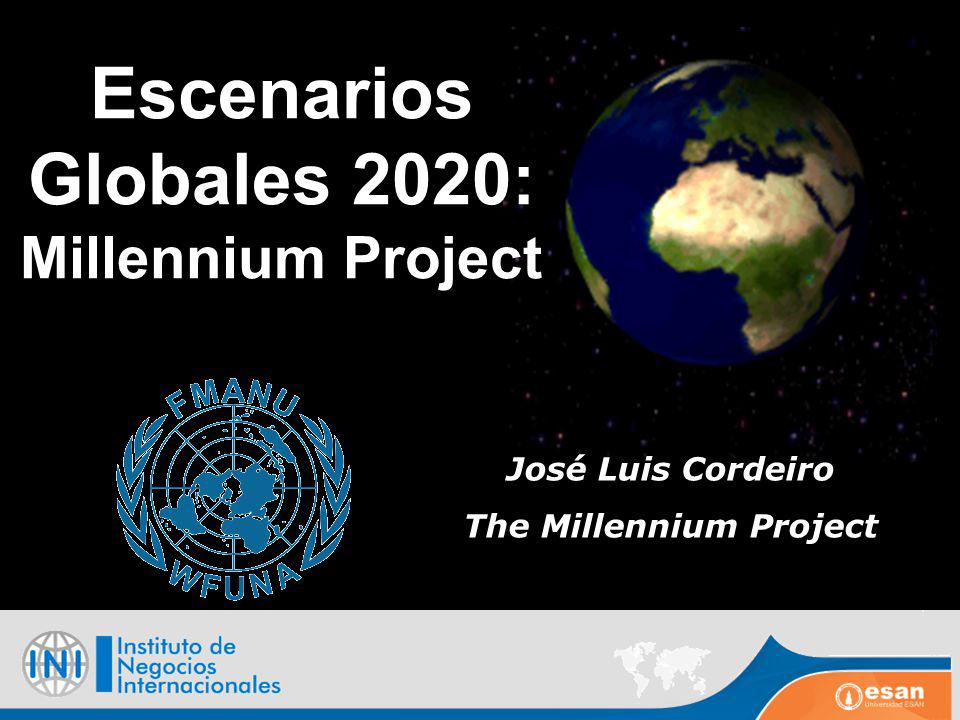 The Millennium Project