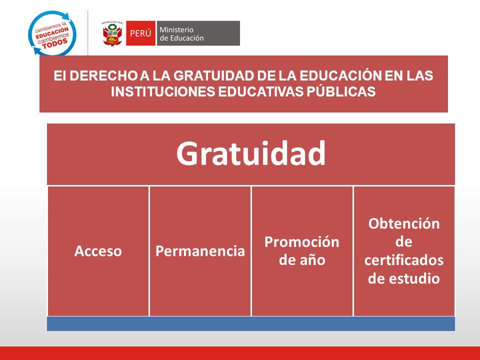 Obtención de certificados de estudio