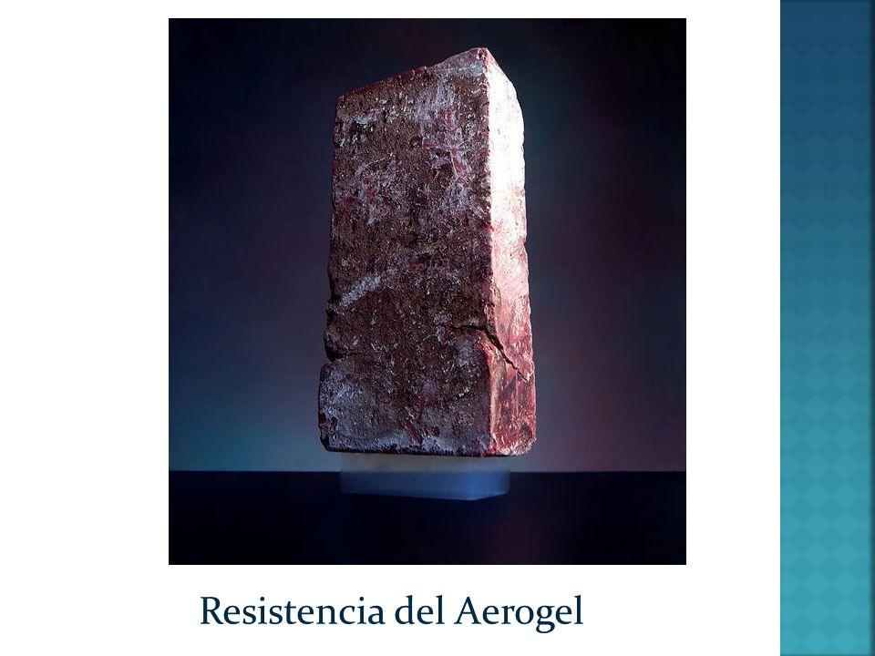 Resistencia del Aerogel