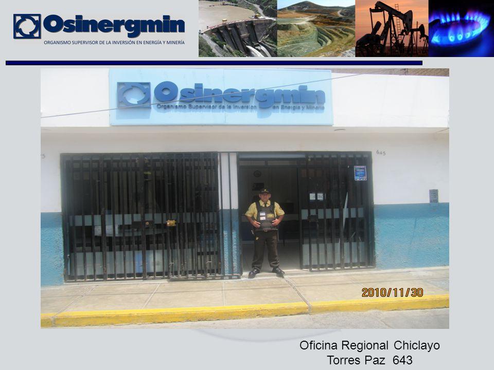 Oficina Regional Chiclayo