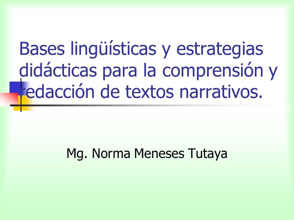 Mg. Norma Meneses Tutaya