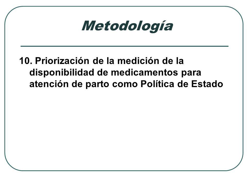 Metodología 10.