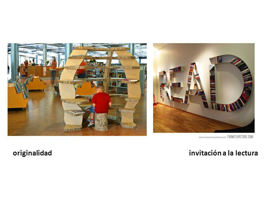 originalidad invitación a la lectura