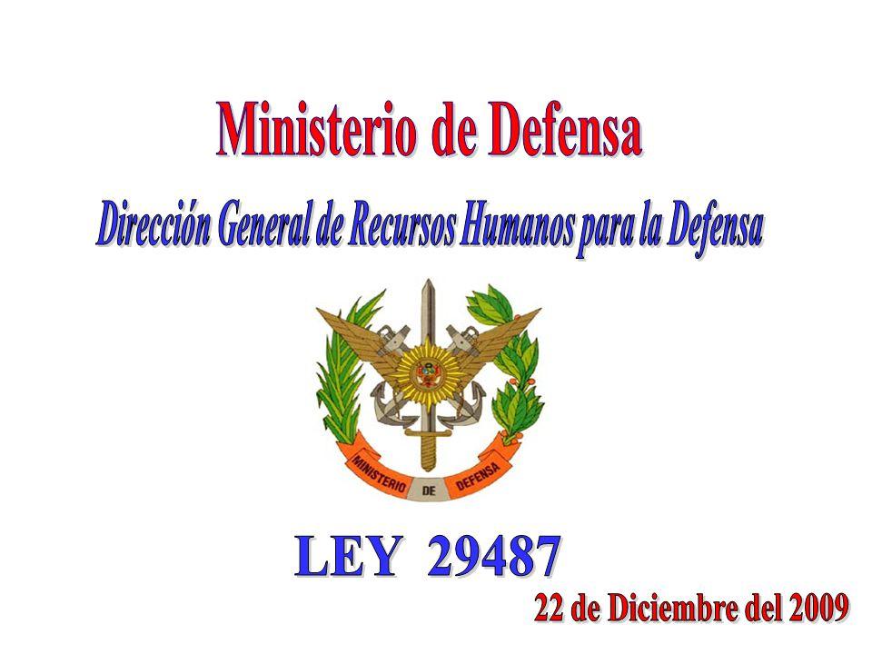 Dirección General de Recursos Humanos para la Defensa