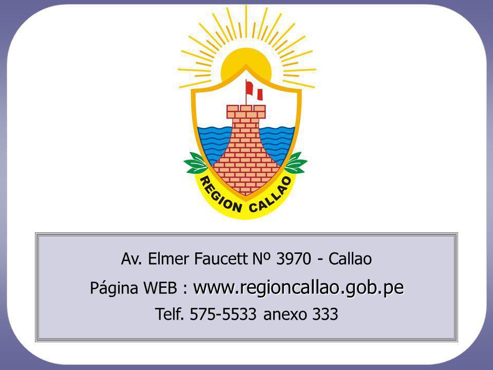 Av. Elmer Faucett Nº 3970 - Callao