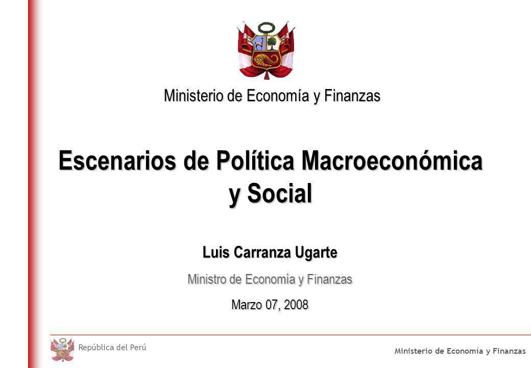 Contenido Contexto macroeconómico