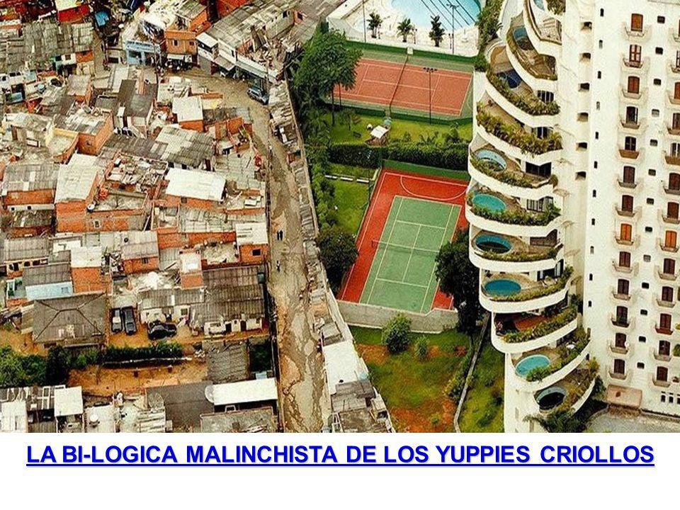 LA BI-LOGICA MALINCHISTA DE LOS YUPPIES CRIOLLOS