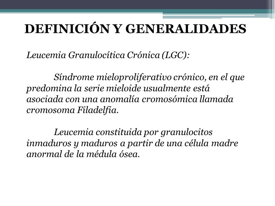 DEFINICIÓN Y GENERALIDADES