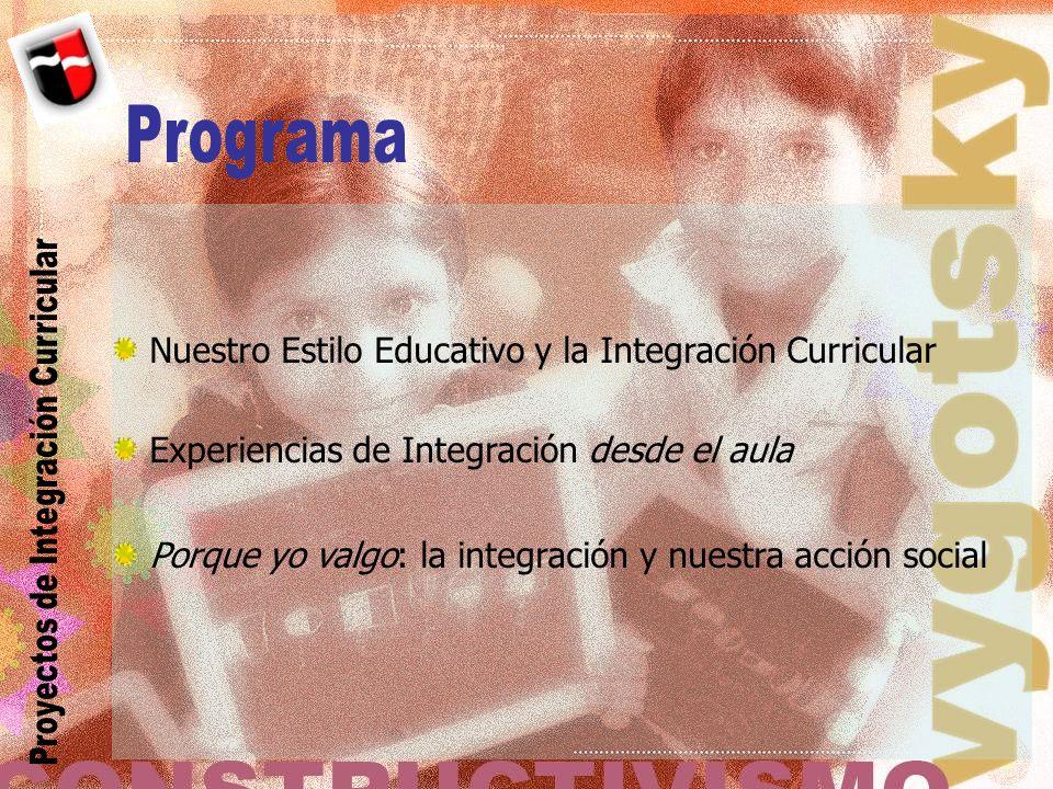 Proyectos de Integración Curricular