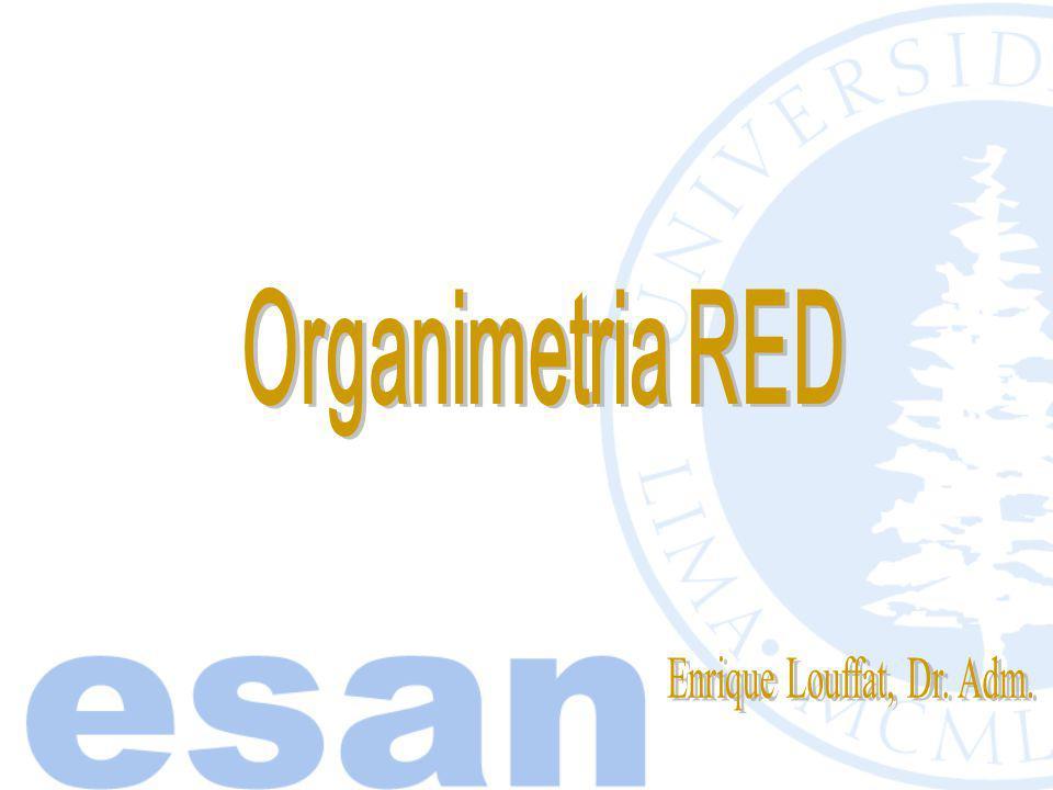 Organimetria RED Enrique Louffat, Dr. Adm.