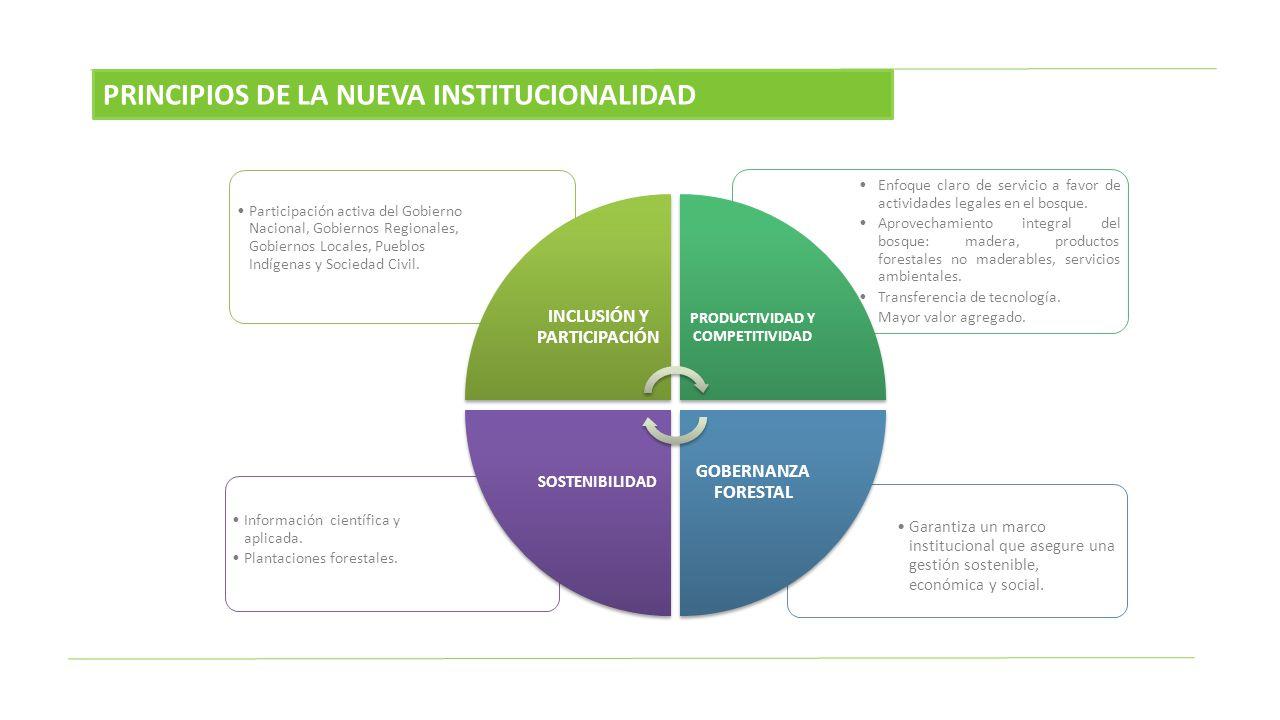 INCLUSIÓN Y PARTICIPACIÓN PRODUCTIVIDAD Y COMPETITIVIDAD