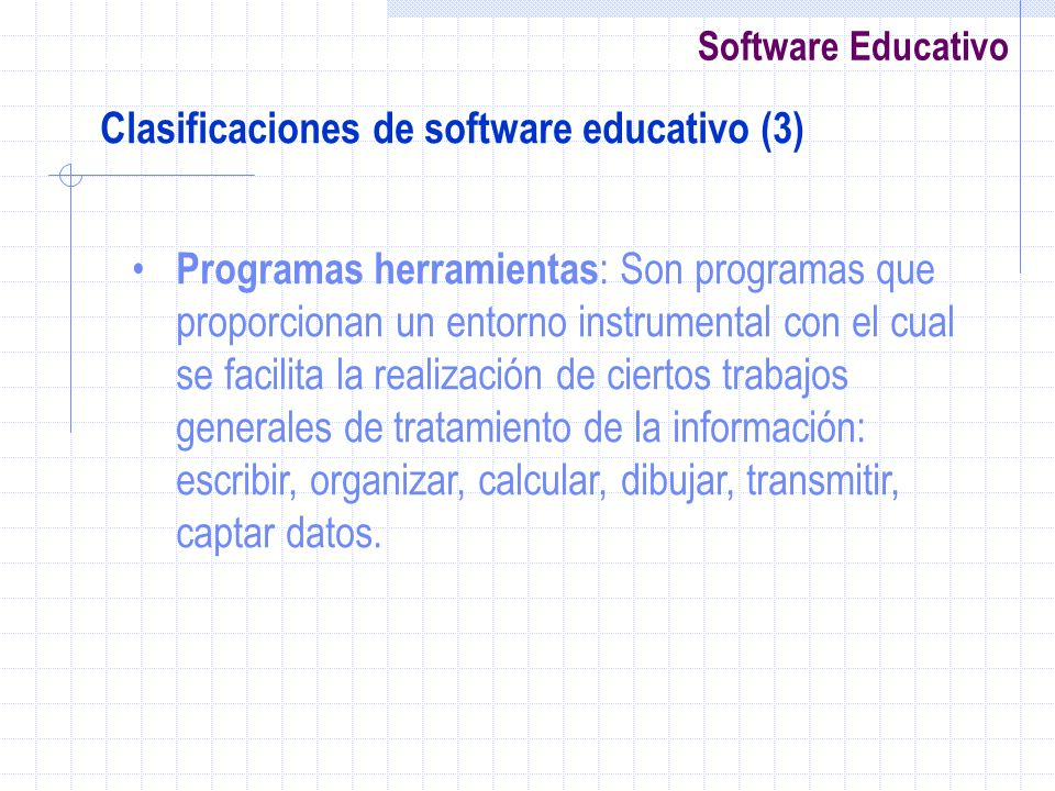 Clasificaciones de software educativo (3)