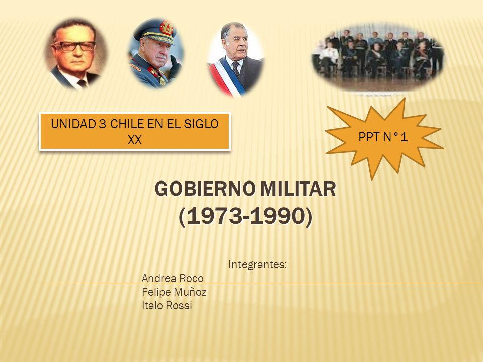 Integrantes: Andrea Roco Felipe Muñoz Italo Rossi