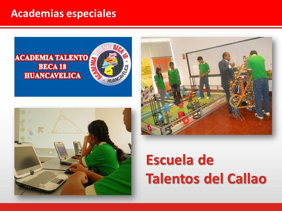 Escuela de Talentos del Callao