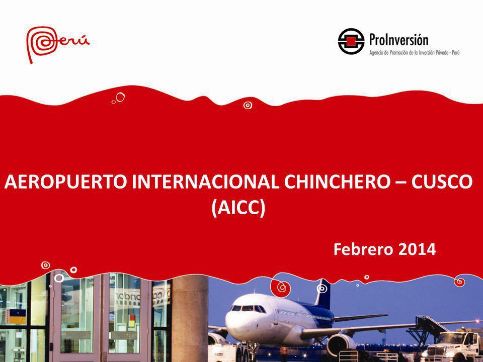 AEROPUERTO INTERNACIONAL CHINCHERO – CUSCO (AICC)