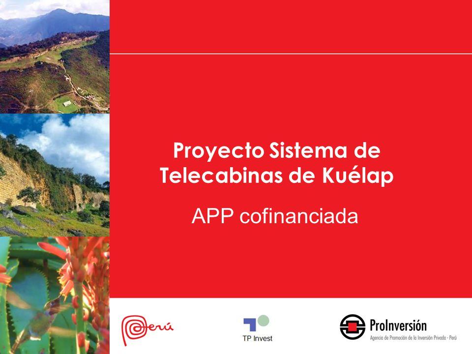 Proyecto Sistema de Telecabinas de Kuélap