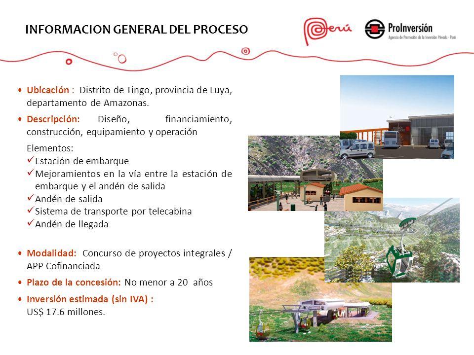 INFORMACION GENERAL DEL PROCESO