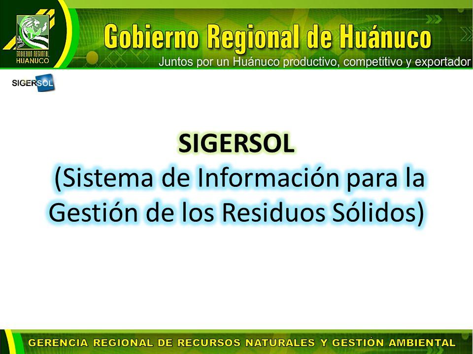 GERENCIA REGIONAL DE RECURSOS NATURALES Y GESTIÓN AMBIENTAL